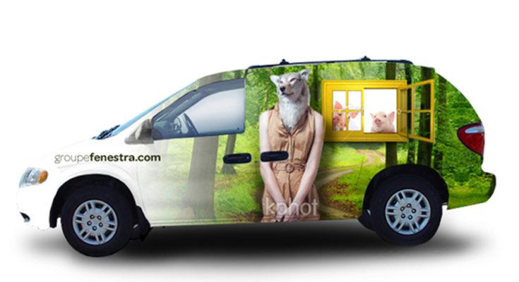 Un Vehículo Personalizado