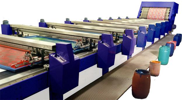 Transformación De La Impresión Textil