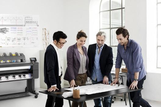 Las Impresoras De Gran Formato Y Su Eficacia Para Los Despachos De Arquitectura