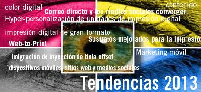 Las 10 Tendencias Principales Para La Industria De La Impresión En El 2013 - Barbara Pellow - Directora Del Grupo De Infotrends